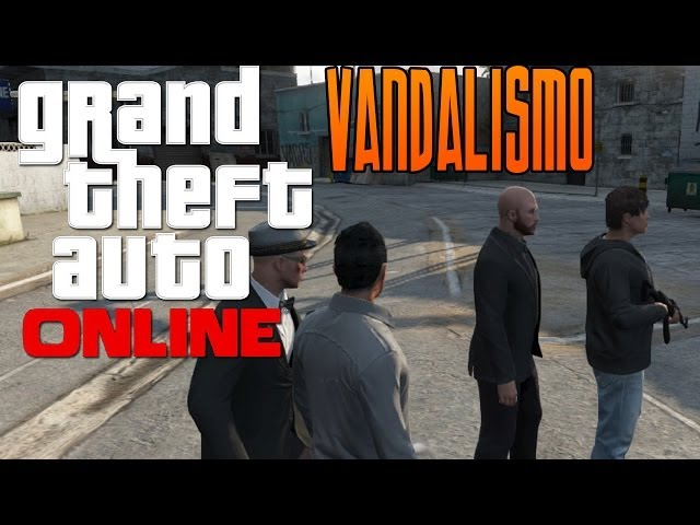 VANDALISMO GRATUITO - GTA Online con Willy, Vegetta y Luzu Videos De Viajes