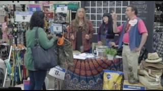 "My Fun Booking on Portlandia ""First Feminist City""  Episode | Portlandia Season 8"