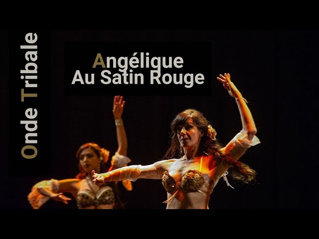 Tribal Fusion | Interview : Angélique  - Au Satin Rouge