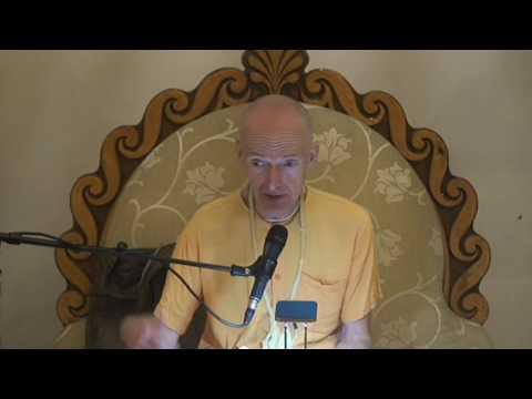 Шримад Бхагаватам 4.30.27 - Кришнананда прабху
