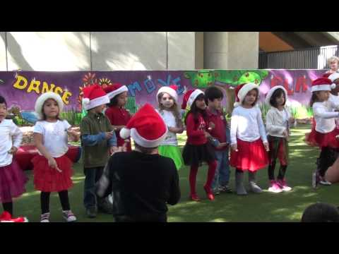Zoey Holiday Concert Debbie School 2014