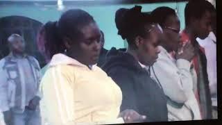 Kenya-Salvation Altar Call
