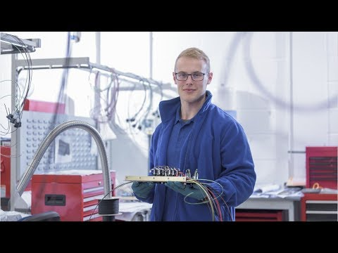 Electrical And Electronic Engineering Technician Career Video