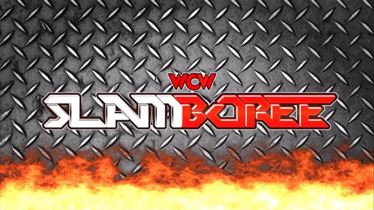 WCW: Slamboree 2001 (WWE2K17 Universe)