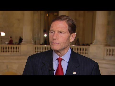 Sen. Richard Blumenthal calls for special prosecutor after Comey firing