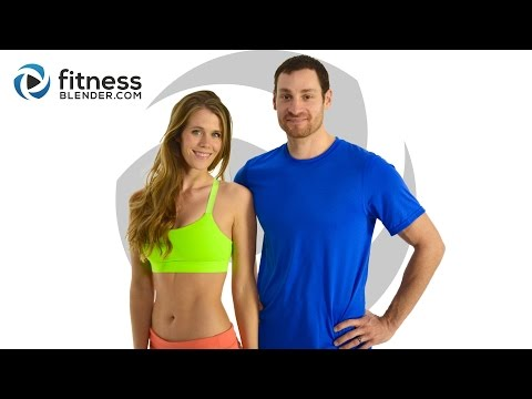 Fitness Blender's 5 Day Challenge Strong and Lean Day 2