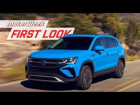 2022 Volkswagen Taos | MotorWeek First Look