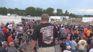 Lakeside Speedway USMTS Grant Junghans Memorial Pits Hot Laps