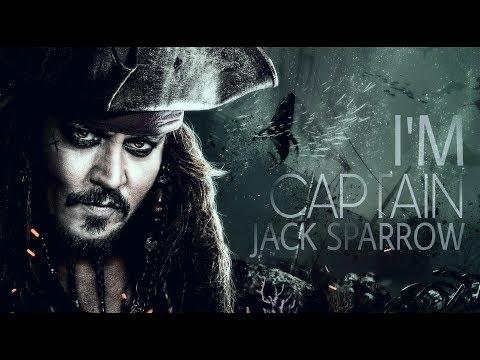 # I'M CAPTAIN JACK SPARROW- MASHUP