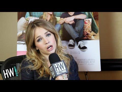 Britt Robertson Talks Peeing Her Pants, First Kiss & Dylan O'Brien