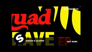 The Partysquad & Alvaro - Badman (The Badman Rave EP)