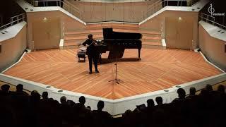 Oneclassic Young Artist Concert 원클래식 영아티스트 콘서트 Yongrib Kim, Sucht für Violine Solo(UA, 2019)