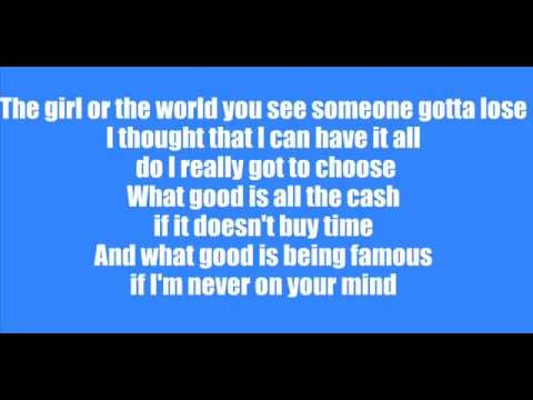 Drake - Sooner Than Later W/ Lyrics