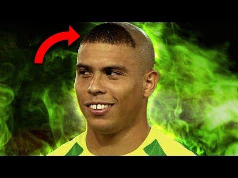 Ronaldo Warum Seine Frisur 2002 Die Wm Gewonnen Hat Youtube
