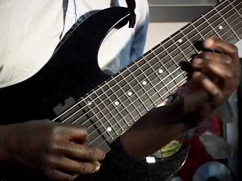 Tosin Abasi - Tutorial - Wave Of Babies