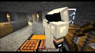Minecraft: Прохождение карт #1 Тайна золотого куба