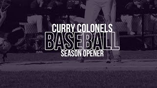 Curry Baseball Season Preview 2020