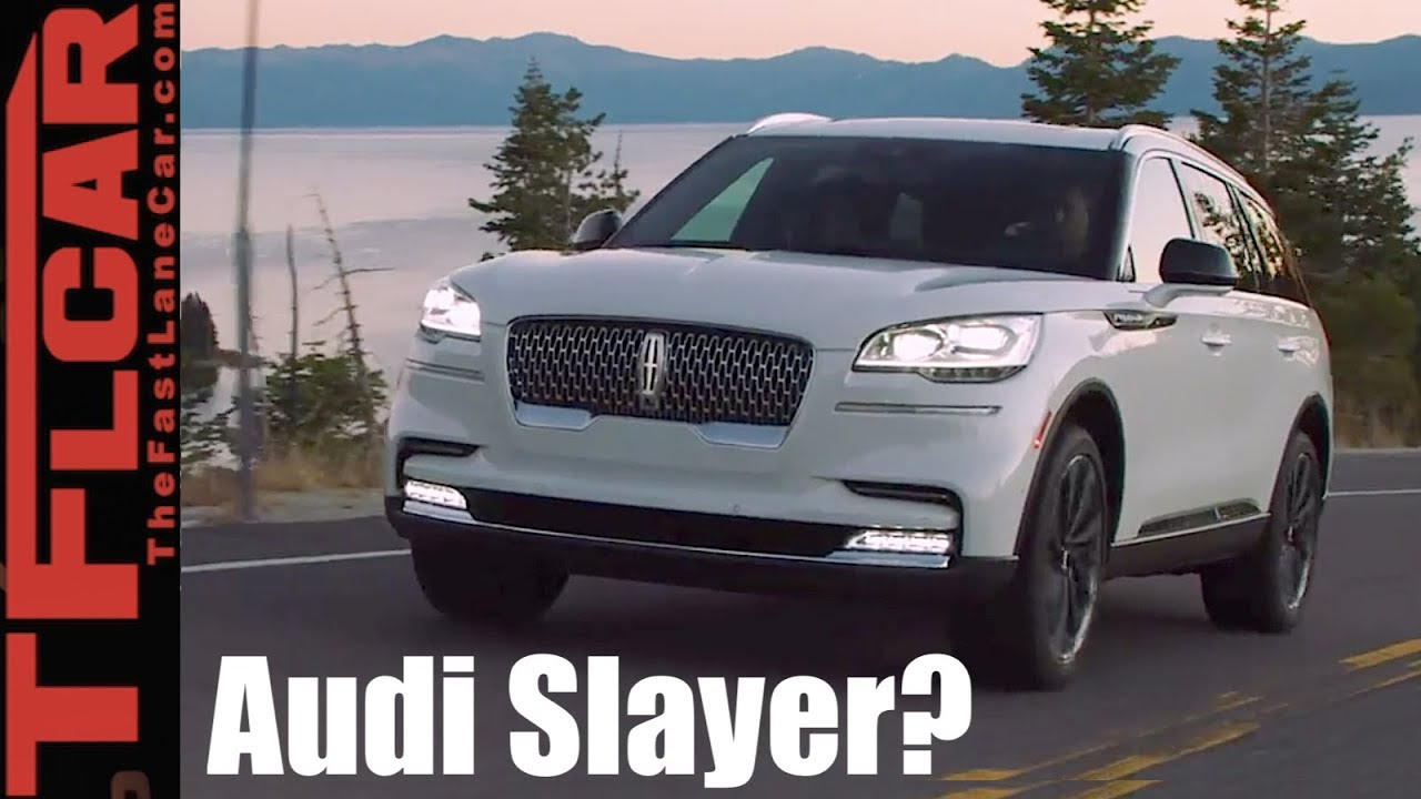 2020 Lincoln Aviator: Holy Cow - More Torque Than a Ford Raptor!
