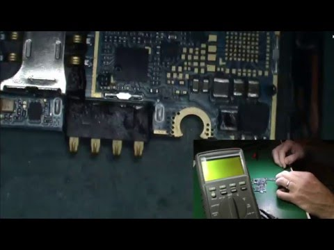 Samsung i9100 data recovery - fase1