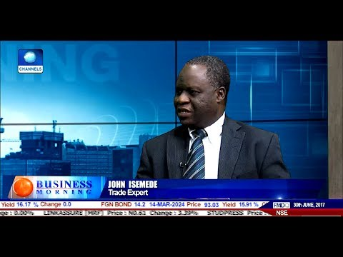 Business Morning: Analysing Role Of Regional Economic Blocs In Boosting Intra-African Trade Pt.2