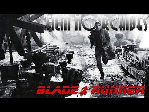 Film Noirchives: BLADE RUNNER