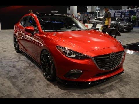 The New Mazda 3 Sedan Hatchback Sport Package Modified Youtube
