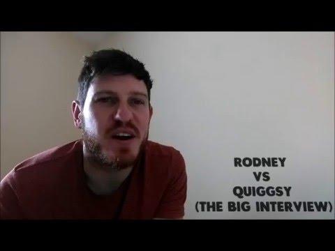 Rodney vs Scott Quigg (The BIG Interview)