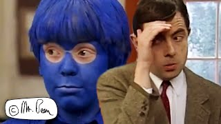 Blue Monday BEAN STYLE! | Mr Bean Full Episodes | Mr Bean