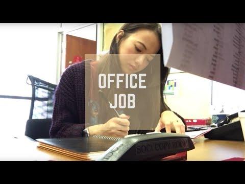 [Xuan Nghi] office job | làm công sở