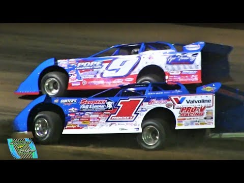 WoO 30 lap Late Model Feature 8-26-17 Merritt Speedway