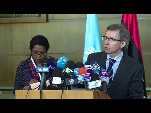 UN denounces Libya air strike as 'unacceptable'