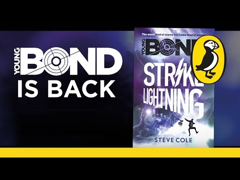 Young Bond: Strike Lightning by Steve Cole