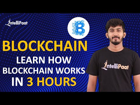 Blockchain Tutorial | What Is Blockchain | Intellipaat