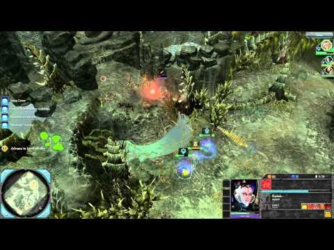 Retribution - Eldar Campaign 1 (some aliens killed a guy) |