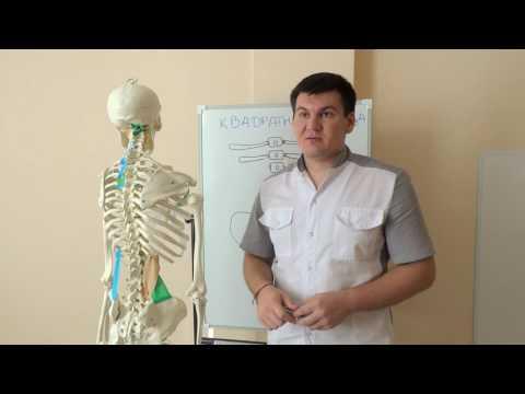 Боли в спине - болезни и лекарства