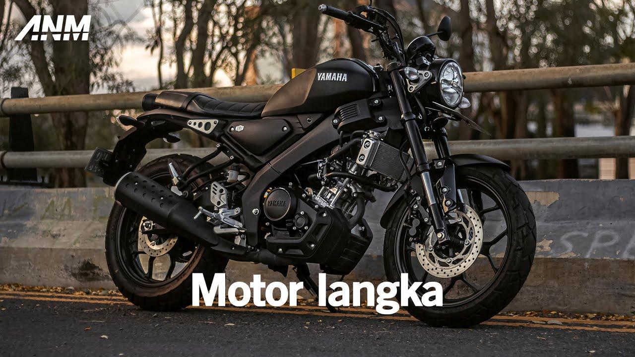 Kenapa Yamaha Xsr 155 Jarang Terlihat Di Jalan Youtube