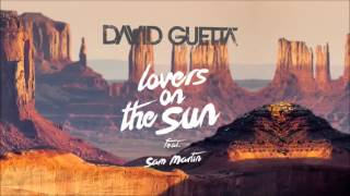 David Guetta feat  Sam Martin   Lovers On The Sun (Extended Mix)