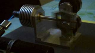 Stirling Beta - Rhombic drive