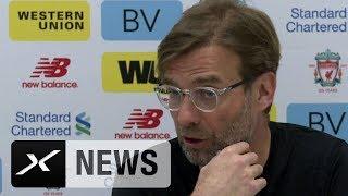 Jürgen Klopp zu Manchester City: Traumlos ... für alle United-Fans | FC Liverpool - Manchester City
