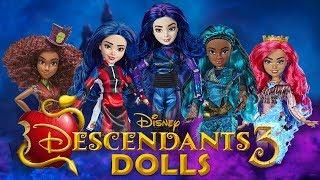 Нащадки 3 ляльки - іграшки полювання!