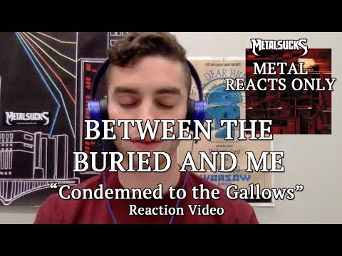 "BTBAM ""Condemned to the Gallows"" Reaction Video 