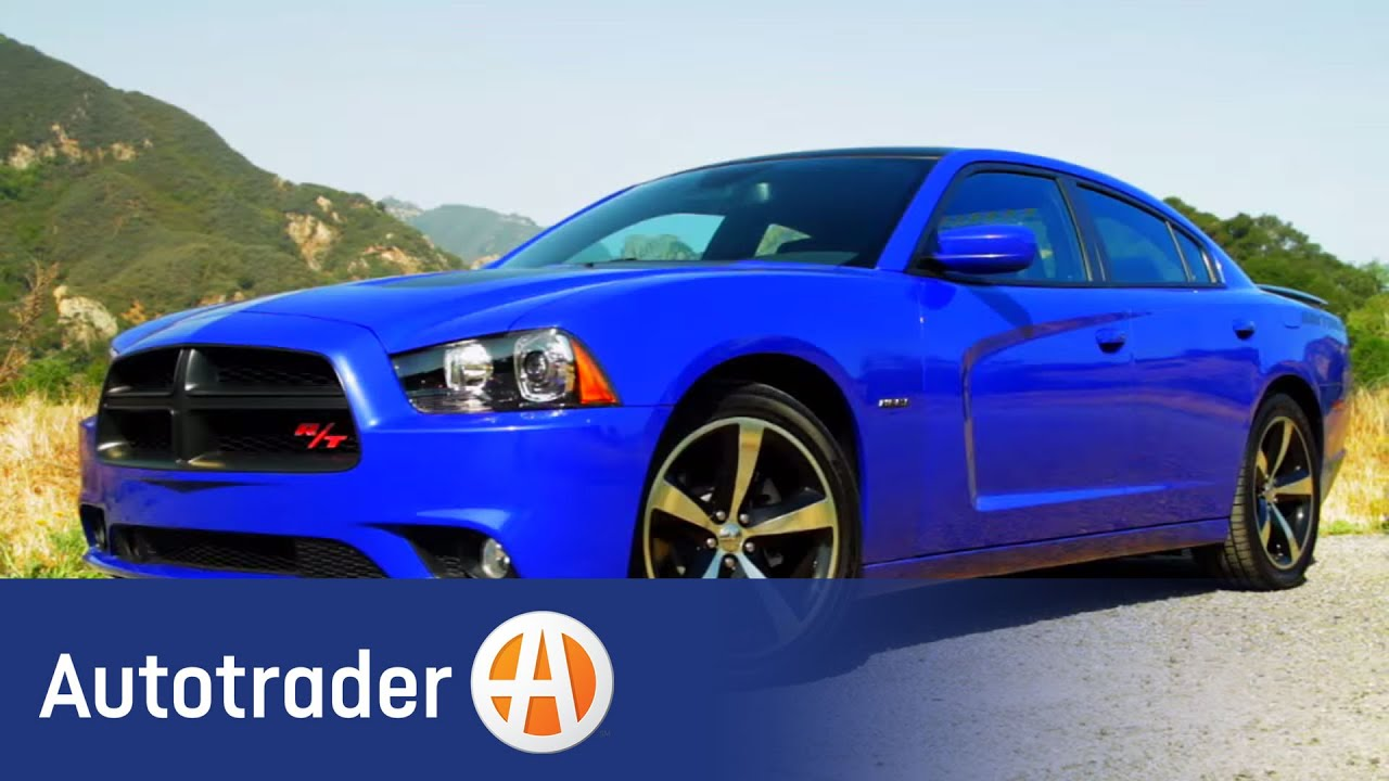 2017 Dodge Charger R T Sedan New Car Review Autotrader