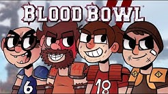 Blood Bowl II - The Crendorian - Northernlion vs. Jesse Cox!