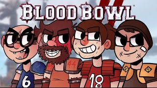 Blood Bowl II - The Crendorian - Northernlion vs. Jesse Cox!