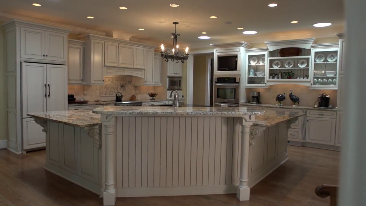 kitchen and lighting designs jacksonville nc - commercial - youtube