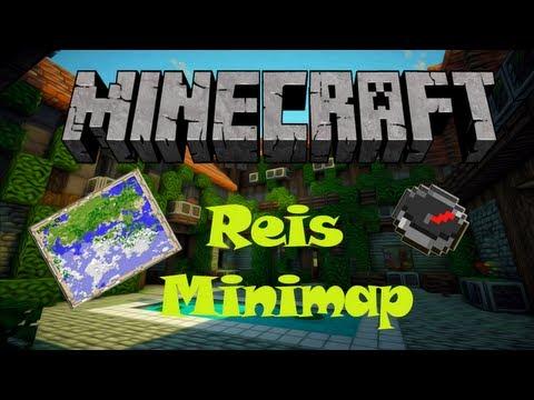 Como Instalar Rei's Minimap Minecraft no novo Launcher (link para download)  )