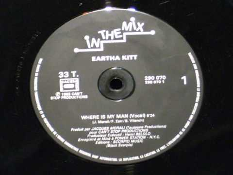 Where Is My Man (original club  mix) - Eartha Kitt