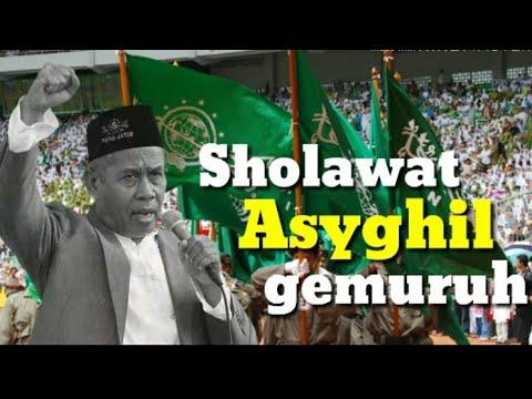 Sholawat Asyghil Bataviyyin Dholimin Bi Dholimin Nahdhotul Ulama