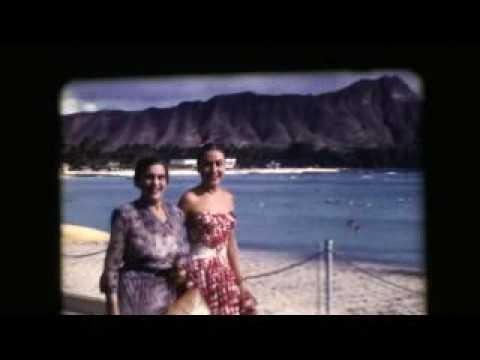 Honolulu holiday 1952