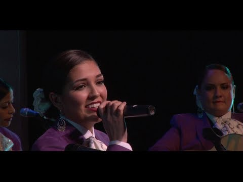 Mariachi Reyna De Los Angeles CSUMB World Theater 2014